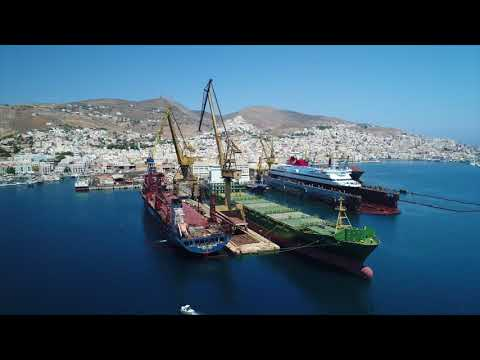 ONEX Syros Shipyards 2018