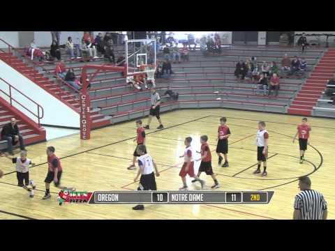Center Grove Boys Basketball - 6th Grade Championship Game (2013)