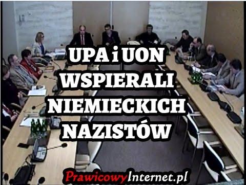 UON / UPA wspierali niemieckich nazistów