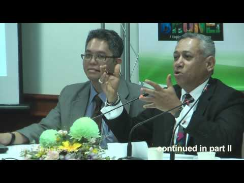 ATF 2010 - Brunei Press Conference PART I