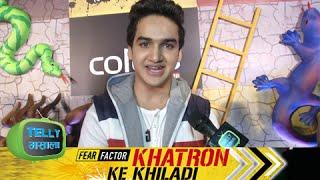 "Interview- faisal khan: ""khatron ke khiladi is very special for me"" | season 7 | colors"