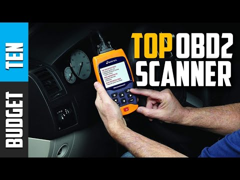 Best OBD2 Scanner 2019 - Budget Ten Reads ABS, SRS, Airbag