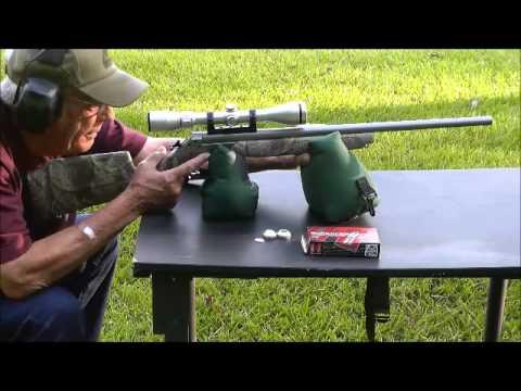 Shooting the CVA Elite Stalker in 35 Whelen