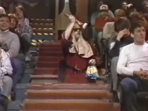 'Chris Elliott: A Television Miracle'   David Letterman's 2nd Annual Holiday Film Festival 1986