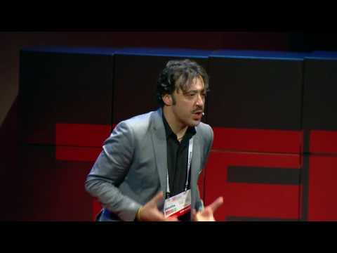 Seven short horn blasts and a long one: starting over with music | Antimo Magnotta | TEDxPadova