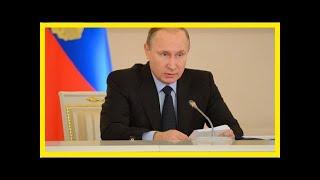 Смотреть видео Путин подписал закон о введении в россии системы tax free онлайн