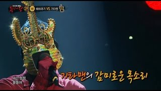 【TVPP】 Chen(EXO) - Stained, 첸(엑소) - 물들어 @King of Masked Singer