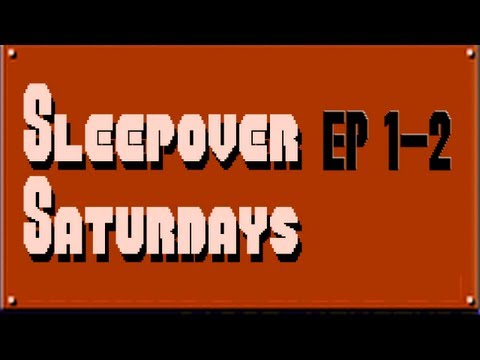 Sleepover Saturdays - Episode 1-2: Spongebob Squarepants: Lights, Camera, Pants! [VG]