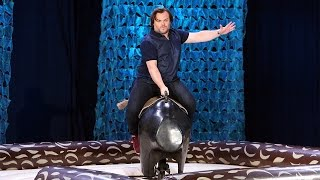 Jack Black vs. Mechanical Bull