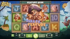 Hook's Heroes Slot Game Online - BIG WIN - No Deposit Casino Bonus List 2018