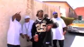 WC   This is Los Angeles west coast gangsta rap