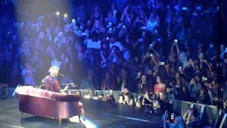 Download Video Justin Bieber Purpose Tour Love Yourself Los Angeles 3/20/16 MP3 3GP MP4