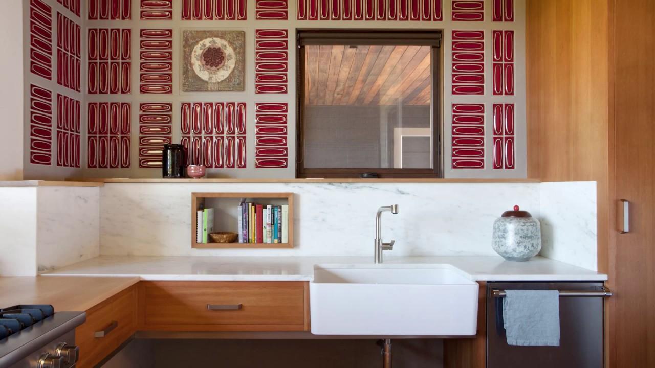Heath Ceramics Tile Makes The Room Youtube