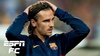 Will Antoine Griezmann make Barcelona's starting XI vs. Eibar? | La Liga