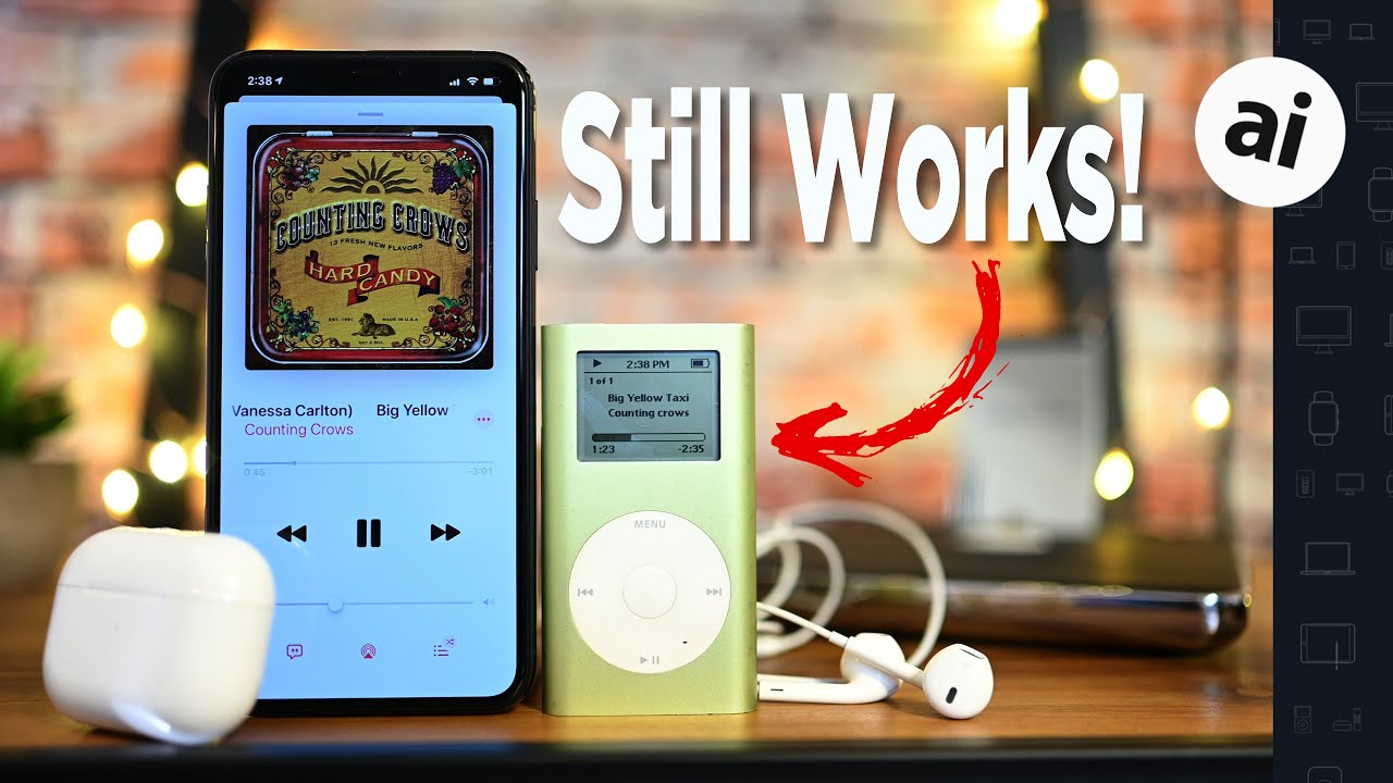 Retro Review: iPod mini in 2020!