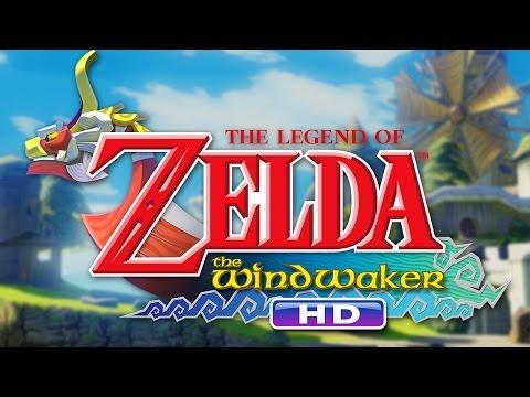 Wind Waker (HD) - 3D Zelda Retrospective