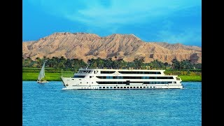 The Oberoi Zahra Nile Cruise # 5 Stars # نايل كروز اوبروي زهراء 5 نجوم