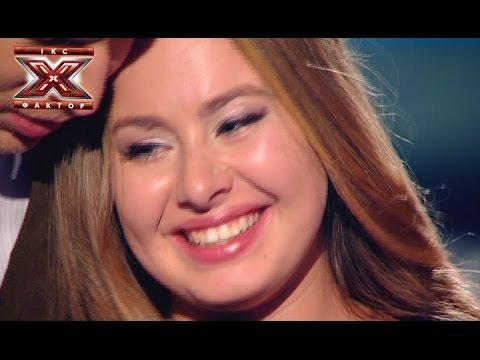 Валерия Симулик покидает шоу Х-фактор 5 - Шестой прямой эфир - 13.12.2014