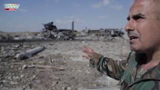 Массированный удар Томагавками по авиабазе Шайрат