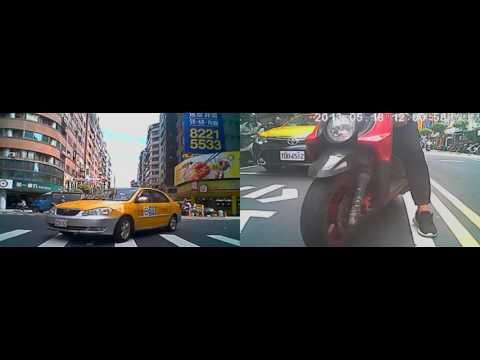 永和計程車逆向行駛  09:56