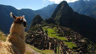 Мачу-Пикчу(Machu Picchu),Перу.(Всемирное наследие UNESCO., 2016-09-22T04:57:43.000Z)
