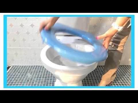 Papado Lunette Et Abattant Wc Clipsable 100 Hygienique Youtube