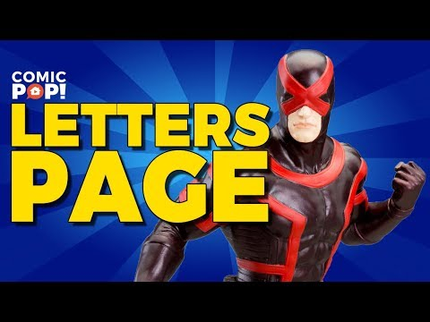 Marvel Statues and Comics! | Letters Page