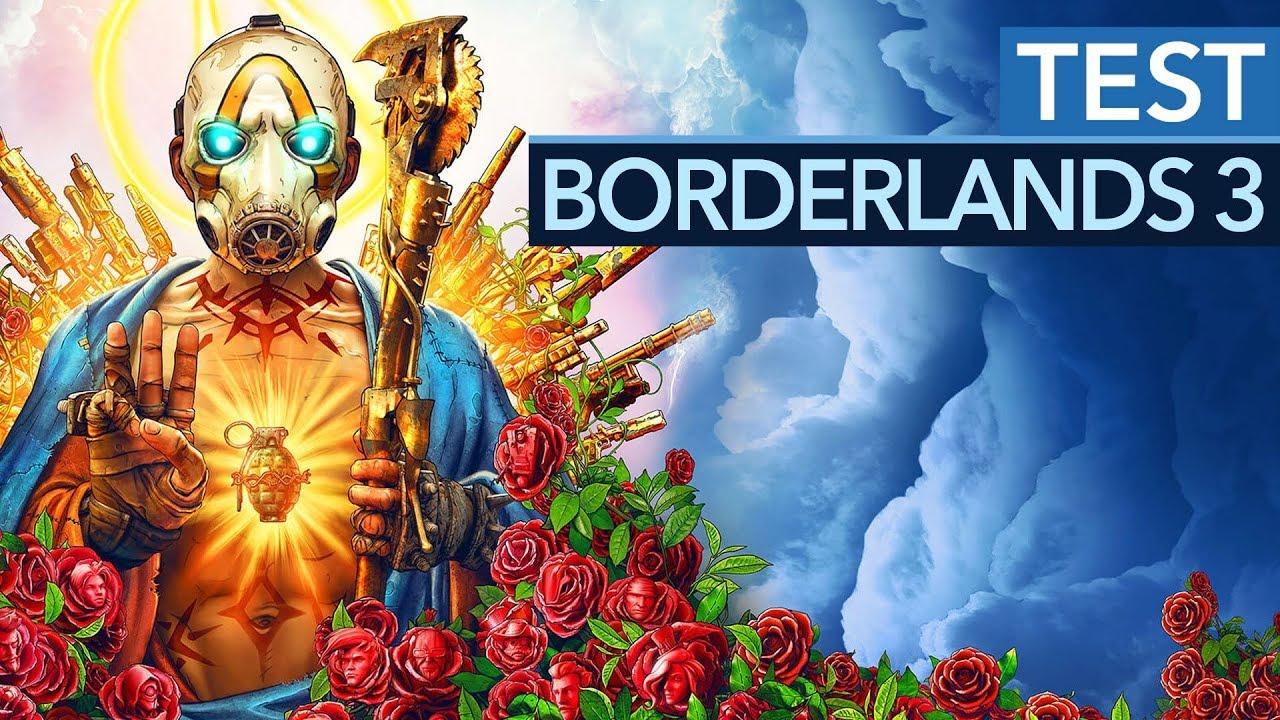 Das fast perfekte Comeback - Borderlands 3 im Test thumbnail