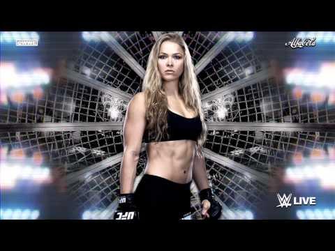 WWE: Ronda Rousey - (Custom) Theme Song 2014