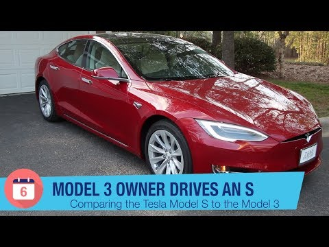 Why I prefer the Tesla Model 3 over the S