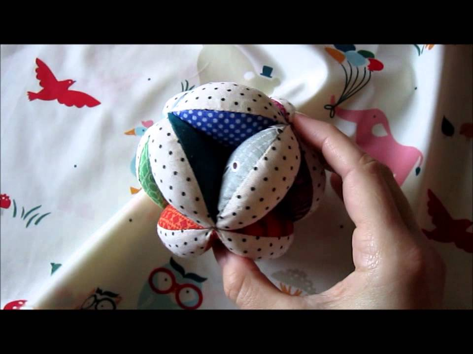 Amish Puzzle Ball Instructions.Puzzle Ball Youtube