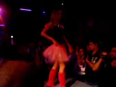 Sexy Braileanca in Club Ella din Podenii Vechi part 3 by tiganu