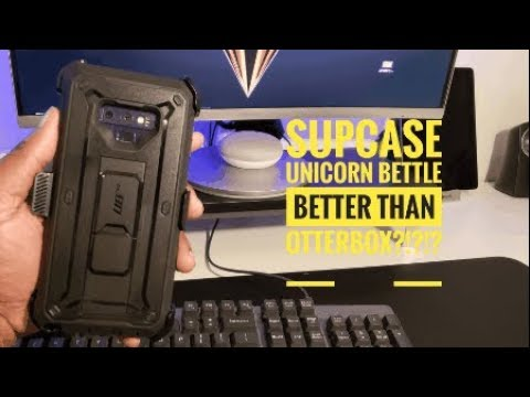 best cheap d7000 1adcb Samsung Galaxy Note 9 : Supcase Unicorn Beetle Cases