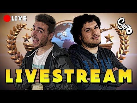 TODOS JUNTOS PARA O GLOBAL ! - Livestream #98