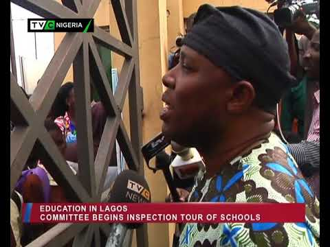 Education in Lagos : Committee begins inspection tour of schools