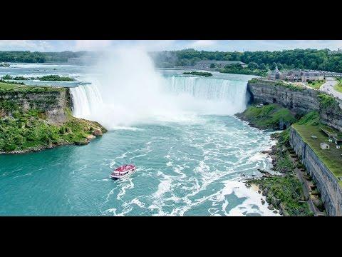 CASCATE NIAGARA FALLS CANADA 4K (3840x2160  29,97p) - RIPRESE & MONTAGGIO GIANNI IMPEGNOSO