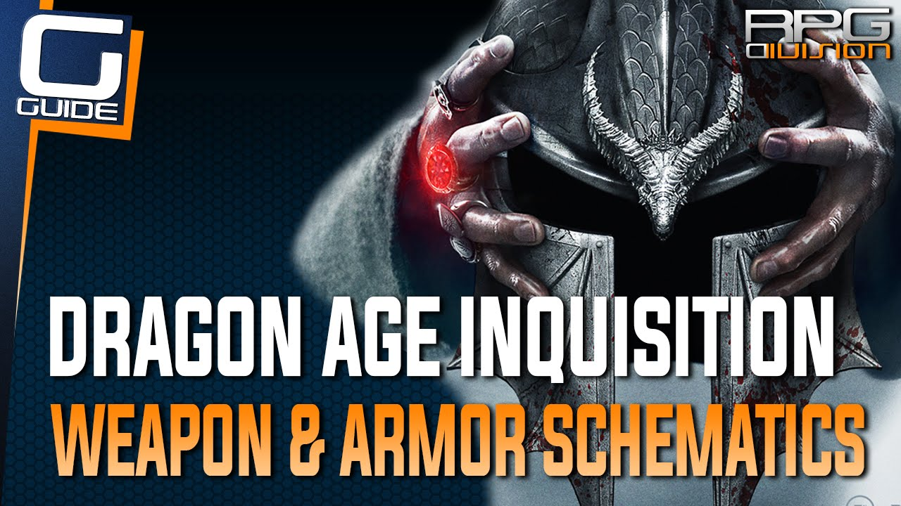 dragon age inquisition  mid game weapon