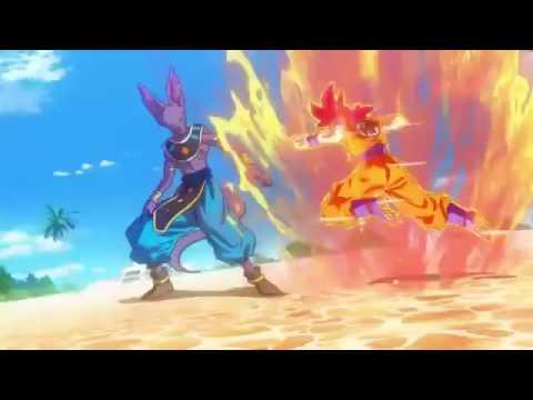 Goku Vs Bills El Dios De la Destruccion