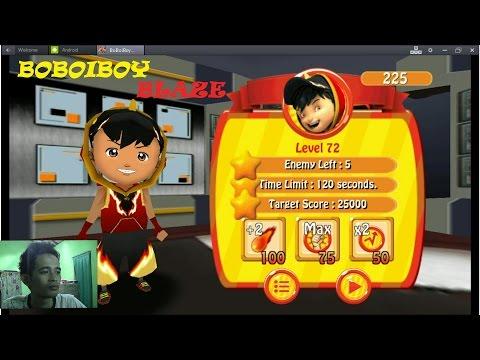 BOBOIBOY BLAZE!! Boboiboy Bounce Blast