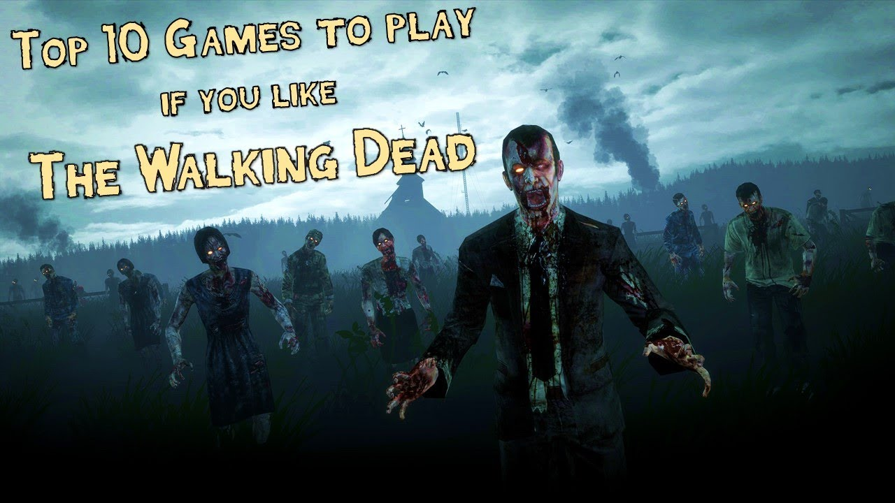 how to make a game like the walking dead