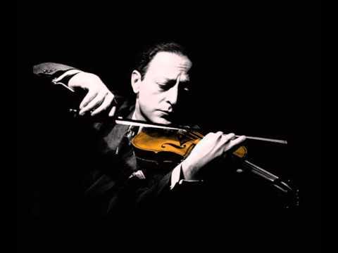 Jascha Heifetz - Sarasate - Zigeunerweisen, Op.20 - 2. Lento