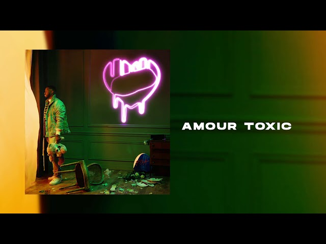DADJU - Amour Toxic (Audio Officiel)