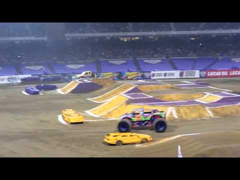 Monster Jam 2015  Part 1 Petco Park