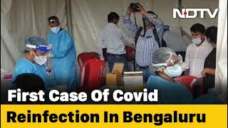 Covid-19 News: Bengaluru Hospital Reports First Covid Reinfection Case In The City