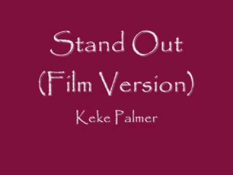 Keke Palmer - Stand Out (Film Version) (w/Lyrics)