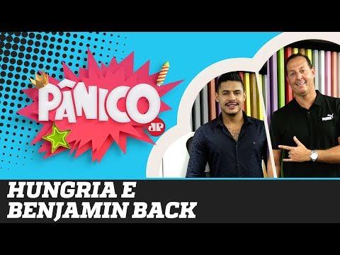 Benjamin Back e Hungria - Pânico - 11/09/19