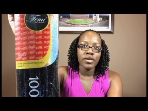 Crochet Braids 10 Style Femi Jamaica Braid
