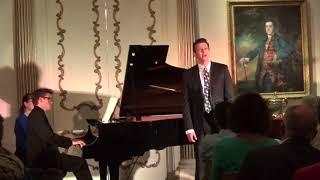 Eine gute, gute Nacht by Johannes Brahms, Op. 59, No. 6 - Aryeh Nussbaum Cohen, countertenor