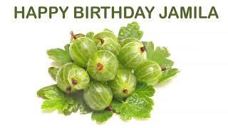 Jamila   Fruits & Frutas - Happy Birthday