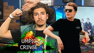 GAMI OS E UMPIC CRINGE | STIREA YOUTUBE-ULUI